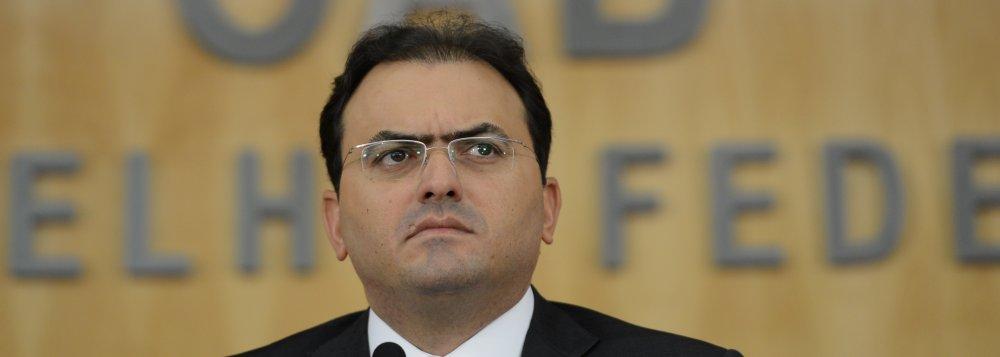 Marcos Coelho, advogado e presidente nacional da Ordem dos Advogados do Brasil