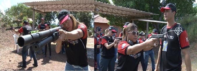 O responsável pela organização do evento foi o coordenador militar do TJ, coronel Wison Batista. O torneio foi marcado pelo grande número de inscrições de mulheres