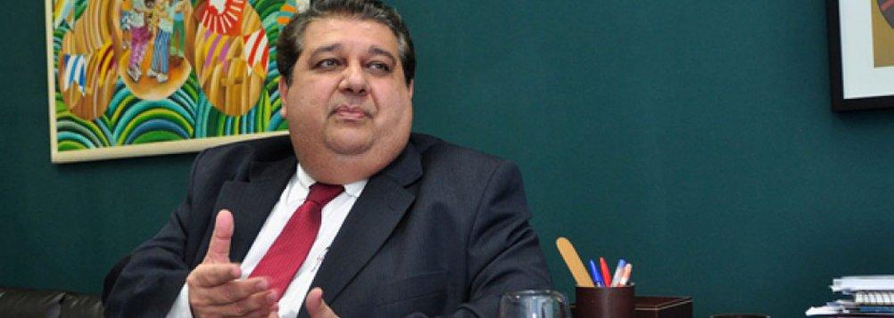 Paulo Prado é o atual procurador geral de Justiça e chefe do Ministério Público em Mato Grosso