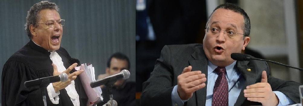 """Técio Lins e Silva, novo presidente da OAB, identifica """"graves defeitos"""" na proposta de revisão do Código Penal, que teve como relator o senador Pedro Taques (PDT-MT). O deputado Miro Teixeira (PDT-RJ) já se dispôs a encaminhar o substitutivo de interesse do Instituto dos Advogados do Brasil"""