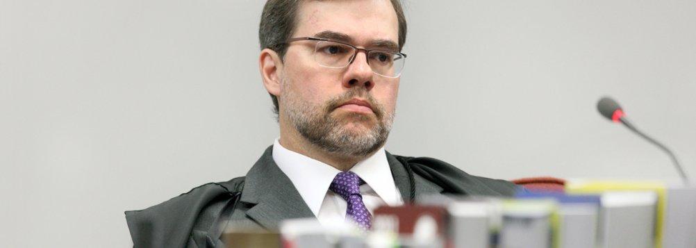 Dias Toffoli, Ministro do Supremo Tribunal Federal desde 2009 e atual presidente do Tribunal Superior Eleitoral