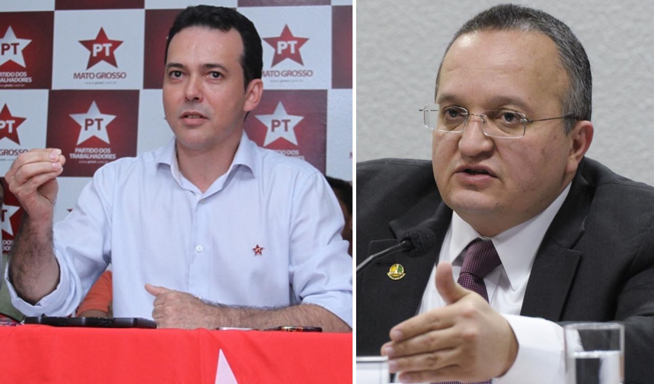 LUDIO CABRAL E PEDRO TAQUES