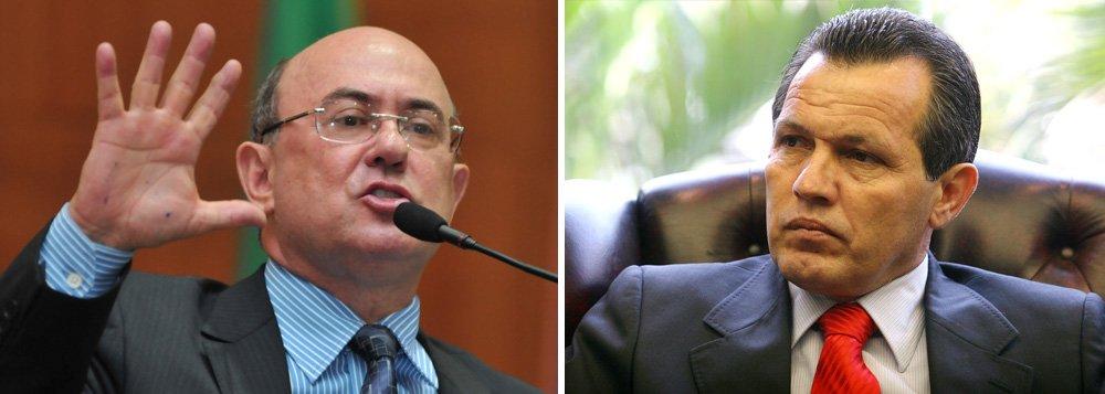 Novo julgamento de Silval Barbosa está agendado para esta terça (3), no Tribunal Regional Eleitoral. O caso Campo Verde, envolvendo Geraldo Riva se arrasta há tempo, sem que se tenha uma perspectiva de sua efetiva conclusão