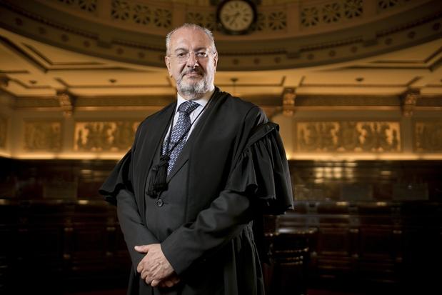 José Renato Nalini, desembargador e presidente do Tribunal de Justiça de São Paulo