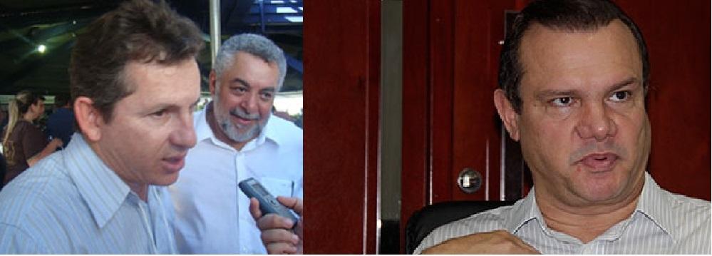 Eles podem não subir no palanque da situação, mas Welington Fagundes, em discurso no ato pró-Lúdio garantiu que terá o apoio ainda que velado de Mauro Mendes, presidente do PSB e prefeito de Cuiabá, e de Percival Muniz, presidente do PPS e prefeito de Rondonópolis. Já dá pra ver que a campanha deste ano, em Mato Grosso, terá muitas emoções