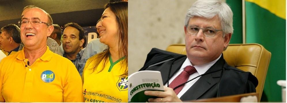 A julgar pelo que diz o procurador geral de Justiça, Ricardo Janot, a candidatura de Geraldo Riva a governador de Mato Grosso, pelo PSD, não tem futuro