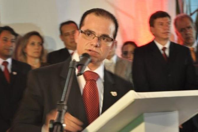 Leonardo Pio de Campos, o Leo Capataz, advogado e atual presidente da Caixa de Assistência aos Advogados de Mato Grosso
