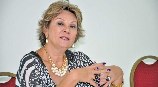 Maria Helena Póvoas, desembargadora e corregedora do Tribunal Regional Eleitoral de Mato Grosso