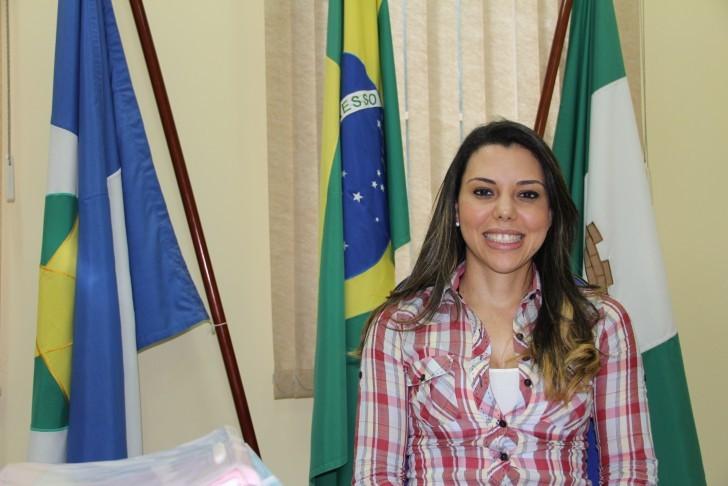 Aline Luciane Quinto, juíza criminal na comarca da Primavera do Leste, em Mato Grosso