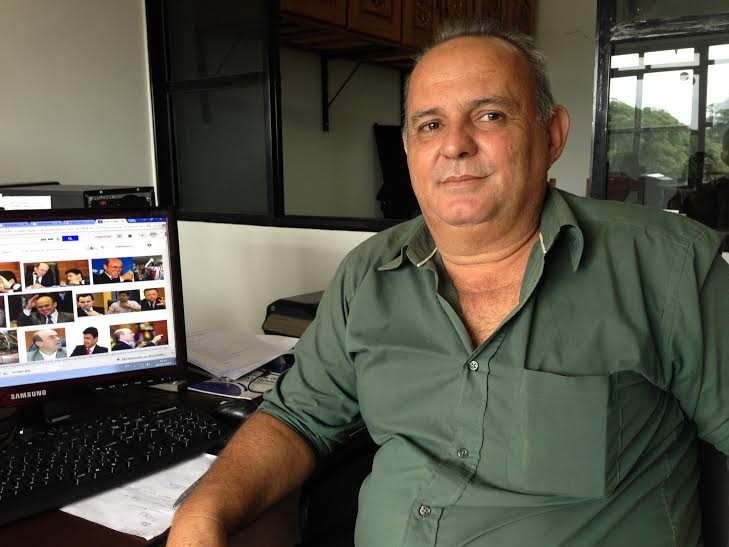 JOSÉ ORLANDO MURARO é advogado, fundador do jornal Pluriverso Chapadense, radicado em Chapada dos Guimarães, Mato Grosso.