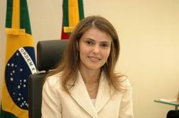 A desembargadora Isabel Dias Almeida (da cota do MP), que votou com a Mosanto