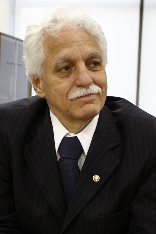 Paulo da Cunha é o presidente do Tribunal de Justiça de Mato Grosso.
