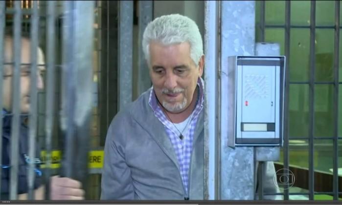 Henrique Pizzolato, atualmente, é um brasileiro que vive livre, na Itália, cujo Judiciário não acatou seu pedido de extradição formulado pelo governo brasileiro