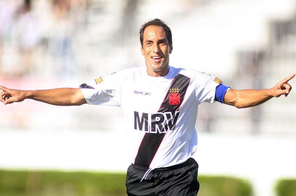 """Quando atuava como jogador de futebol, Edmundo ganhou o apelido de """"Animal""""."""