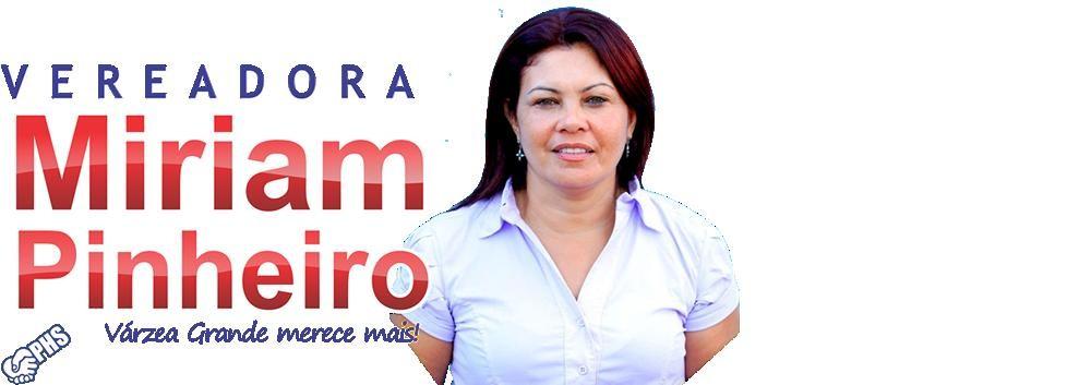 MIRIAM PINHEIRO