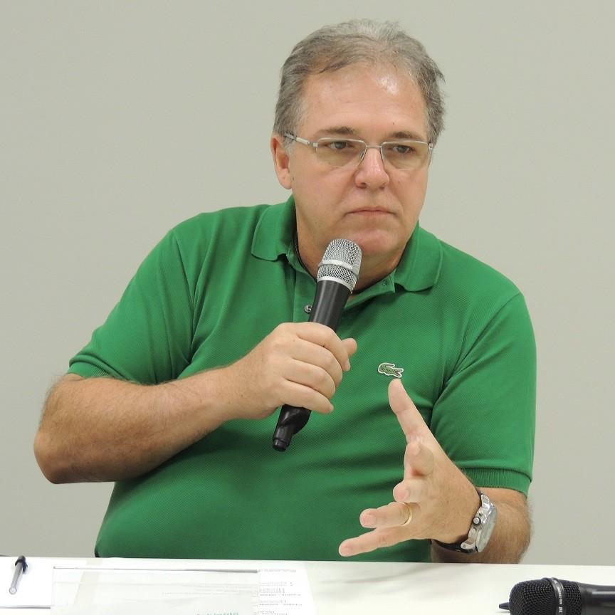 Eduardo Chiletto, secretário de Cidades, no governo de Pedro Taques