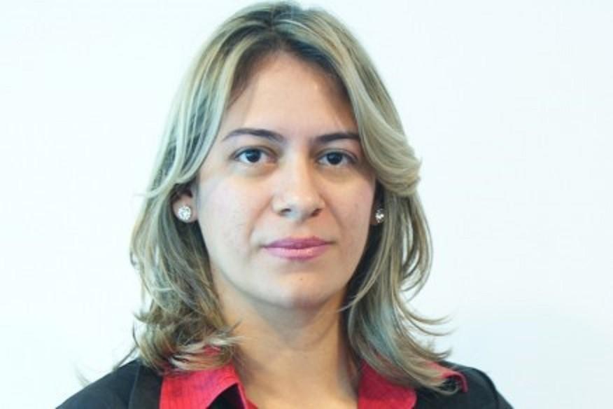 Paola Reis,  secretária-adjunta de Relações Públicas do do governo de Pedro Taques