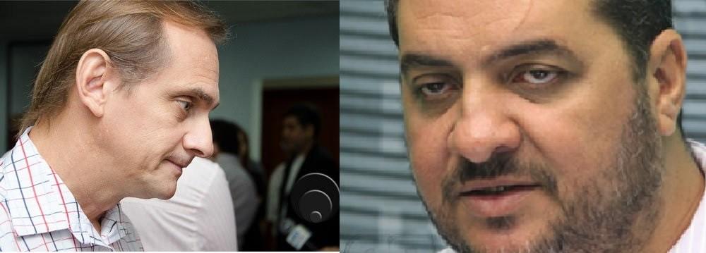 Wilson Santos e Andelson Gil do Amaral