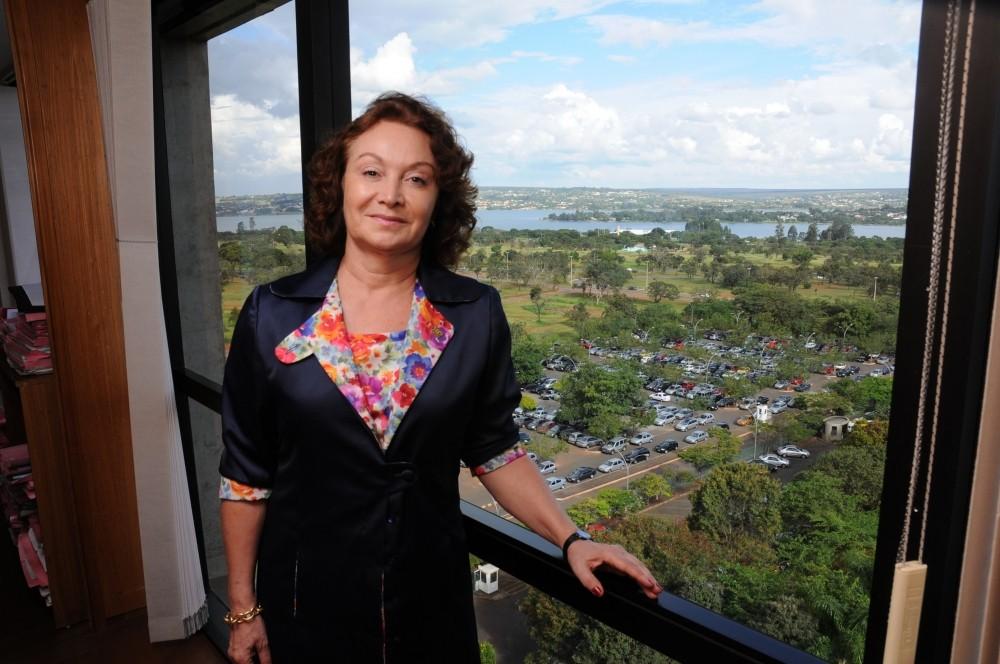 Nancy Andrighi, ministra do STJ e corregedora nacional do CNJ