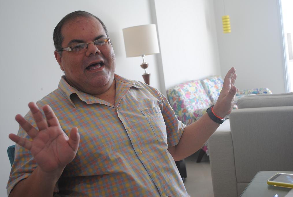 Gilberto Nasser, do Alma de Gato