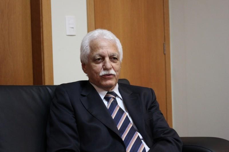 Paulo Cunha, desembargador e atual presidente do Tribunal de Justiça