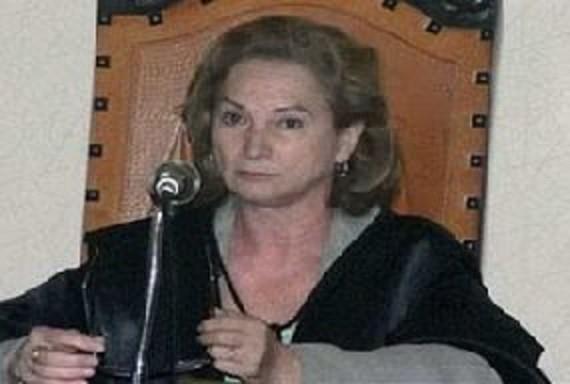 Juiza Adversi Rates, da 20a. Vara Federal de Brasília que já atuou na Justiça Federal em Cuiabá e também no TRE-MT