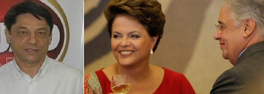 """O advogado e cronista Hélcio Corrêa Gomes duvida que o PDSB de FHC deseje promover, de fato, um processo traumático de impeachment contra a presidenta Dilma. """"Incitam tensão para angariar mais cargos no governo e nada mais. E salvaguardarem lideranças apavoradas por causa da Operação Lava Jato"""""""