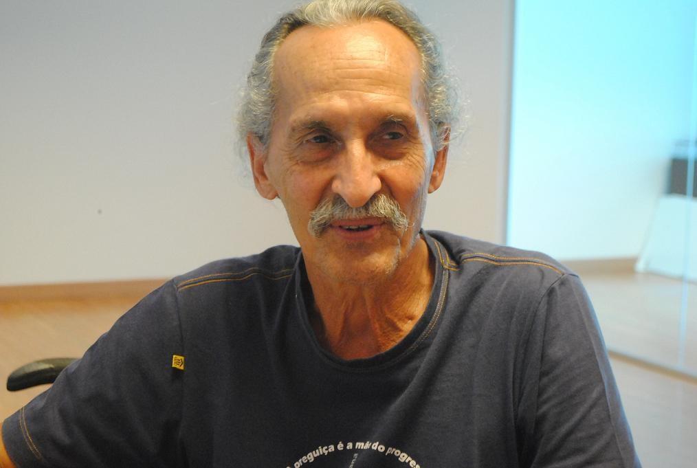 Luiz Galetti, professor do Departamento de Sociologia da Universidade de Brasília