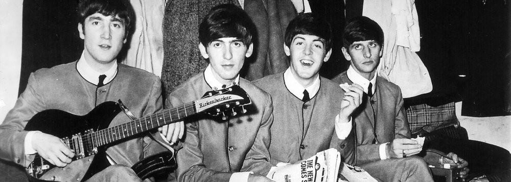 Os Beatles, em inicio de carreira