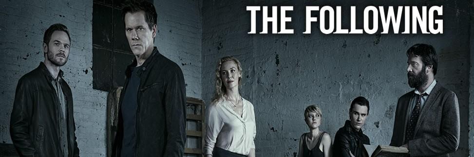 Kevin Bacon comanda o elenco da série The Following