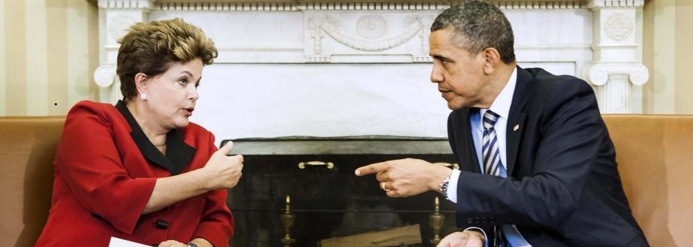 """Dilma e Obama: presidenta brasileira se impõe cada vez mais como uma das mais importantes líderes da """"nueva América Latina"""""""