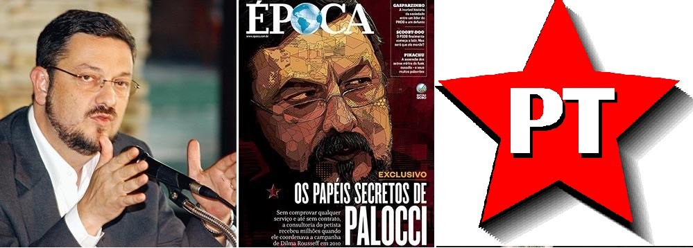 PALOCCI DO PT DESMENTE REVISTA DA GLOBO NA PAGINA DO ENOCK
