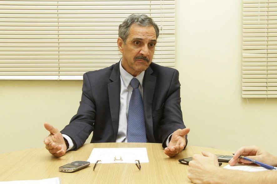Carlos Alberto Rocha, desembargador em Mato Grosso