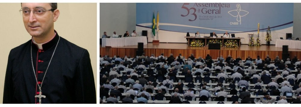 Dom Sérgio Rocha, novo presidente da CNBB