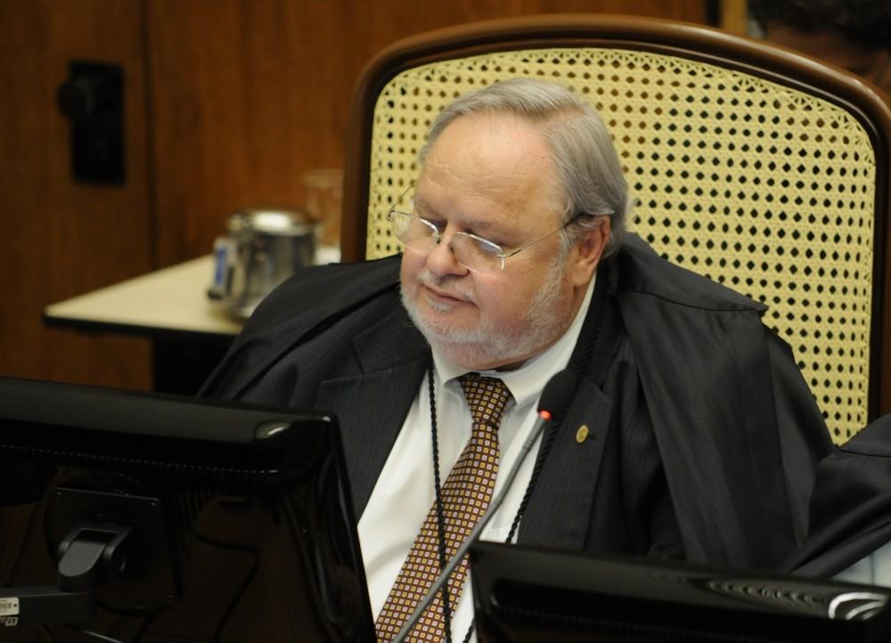 Felix Fischer, ministro e ex-presidente do STJ