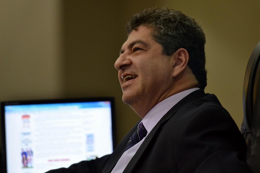 Guilherme Maluf, deputado estadual pelo PSDB e presidente da Assembleia de Mato Grosso