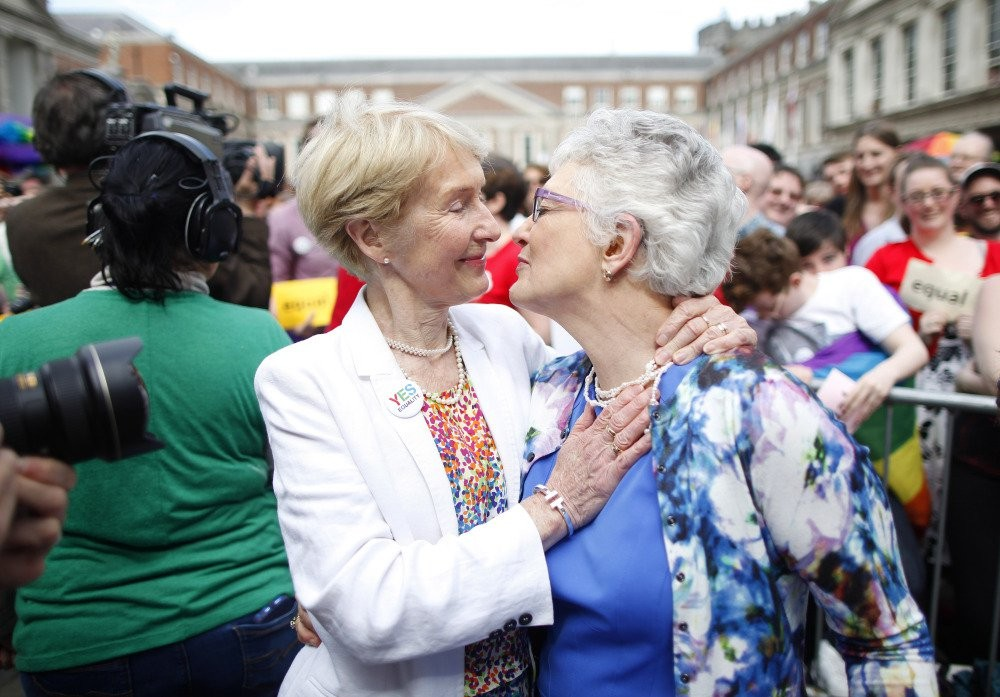 Ireland-Gay-Marriage. LOVE NA PAGINA DO ENOCK