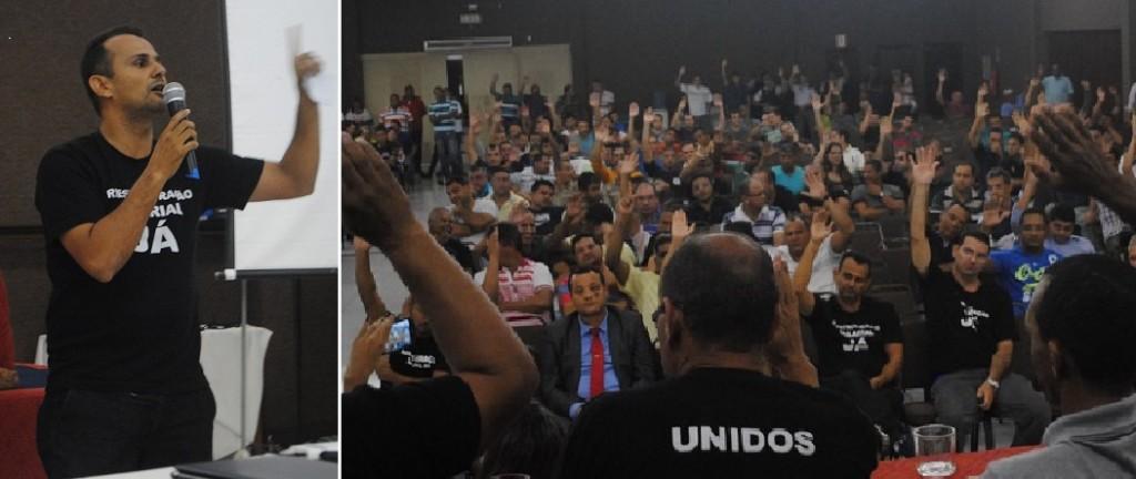 O sargento Joelson Fernandes criticou o descaso do atual governo de Zé Pedro Taques para com os policiais e bombeiros militares de Mato Grosso