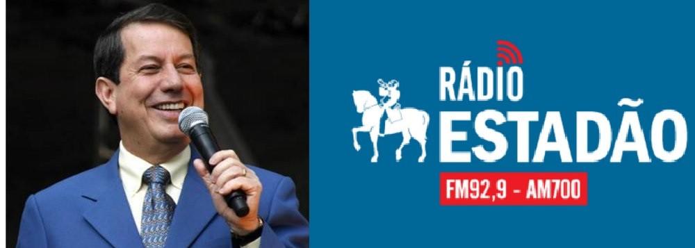 R.R.SOARES PASTOR COMPRA RADIO ESTADAO