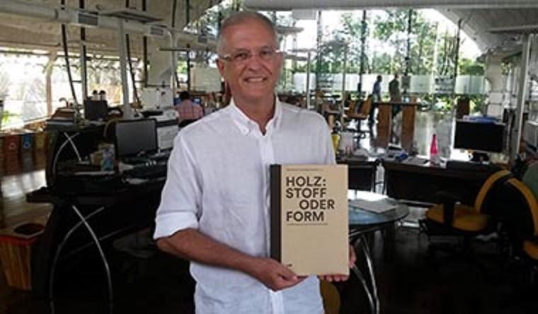 José Afonso Portocarrero, arquiteto e urbanista