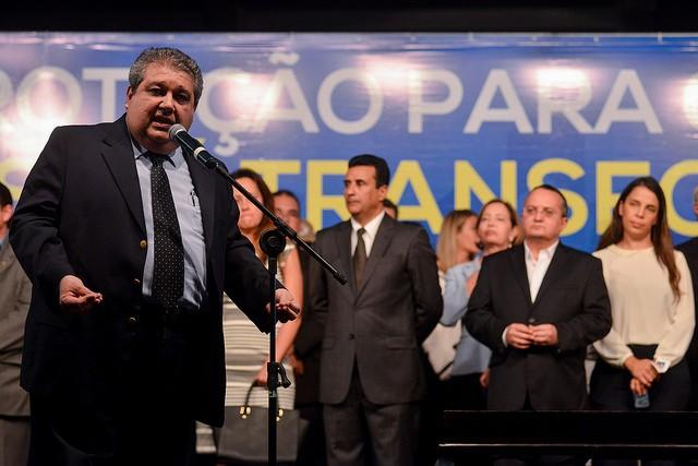 O procurador geral de Justiça, Paulo Prado
