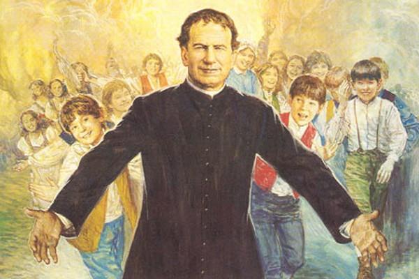 João Melchior Bosco foi sacerdote diocesano católico apostólico romano e educador. Desenvolveu a educação infanto-juvenil e o ensino profissional, sendo um dos criadores do sistema preventivo em educação. Dedicou-se também ao desenvolvimento da imprensa católica.