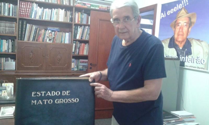 Gabriel Novis, médico, continua ativo, à frente do sua clínica, na capital