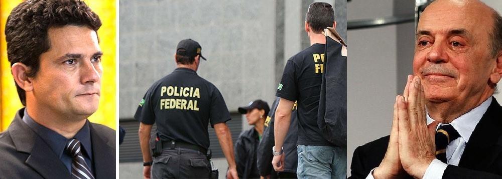 Esquema que estaria juntando MPF e Justiça Federal com a mídia favoreceria José Serra dentro da disputa interna do PSDB, argumenta o analista Luis Nassif