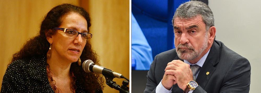 Imbecilidade do Bessa, segundo Miranda Muniz, teve pronto repúdio do PC do B, através da médica e deputada federal Jandira Fegali