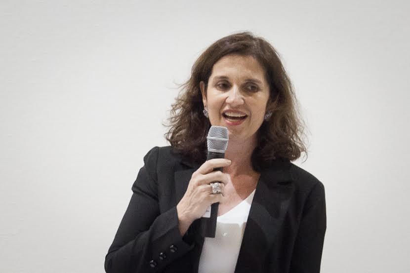 Juíza Edleuza Zorgetti Monteiro da Silva como a nova diretora do Fórum de Cuiabá,