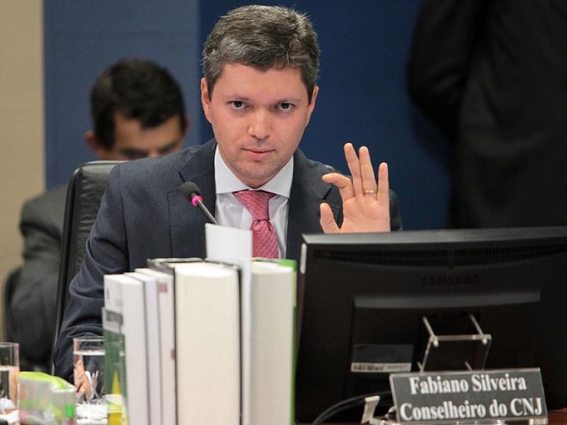 Fabiano Silveira, representante do Senado Federal no Conselho Nacional de Justiça