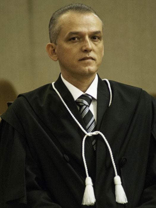 Maurício Alexandre Ribeiro, juiz