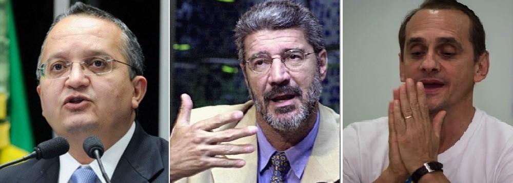 Zé Pedro Taques, Dante de Oliveira e Wilson Santos: que PSDB é esse?