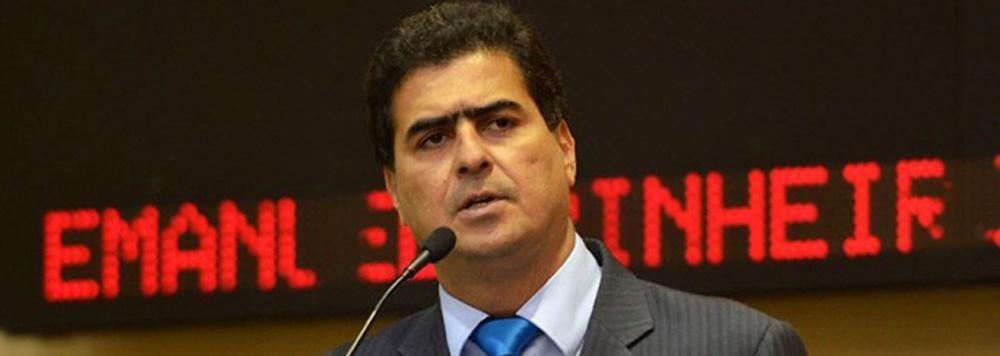 Emanuel Pinheiro, deputado estadual